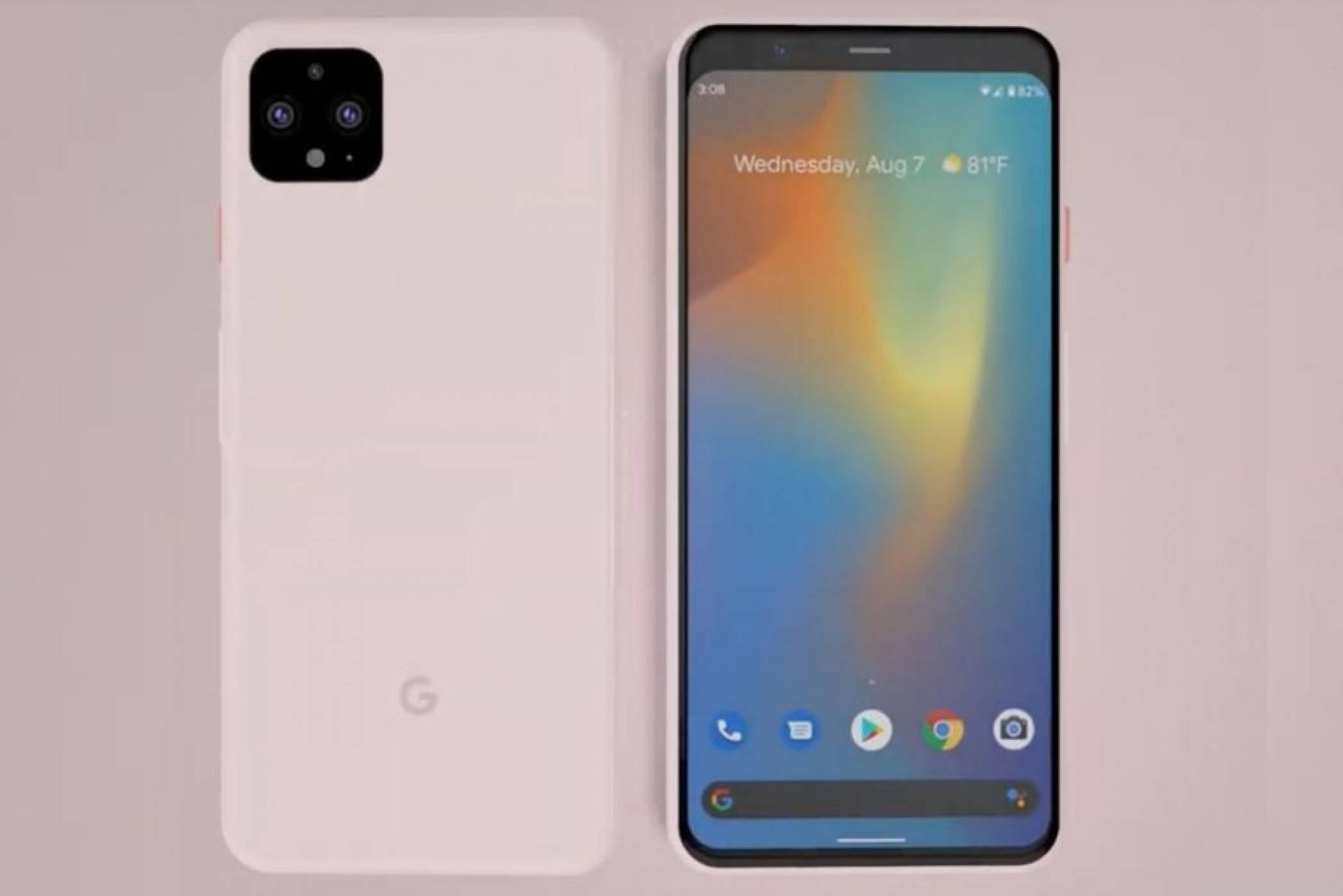 Google Pixel 4 изтече и във физически вариант (СНИМКИ)