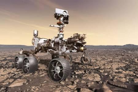 Деца кръщават марсохода на NASA