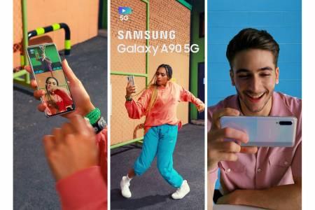 Ето го първия по-евтин 5G телефон на Samsung