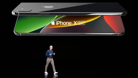 Apple все пак ще работи върху сгъваеми устройства?