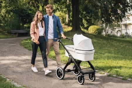 Електрическата детска количка на Bosch ще ви отличи сред другите родители