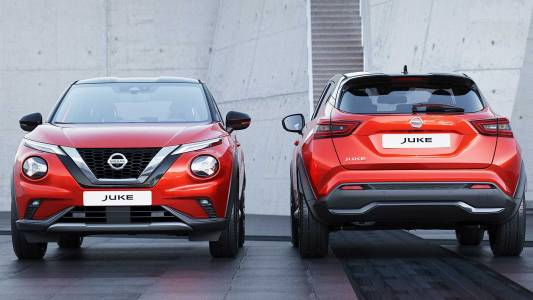 Новият Nissan Juke е по-добър от всякога (ВИДЕО)