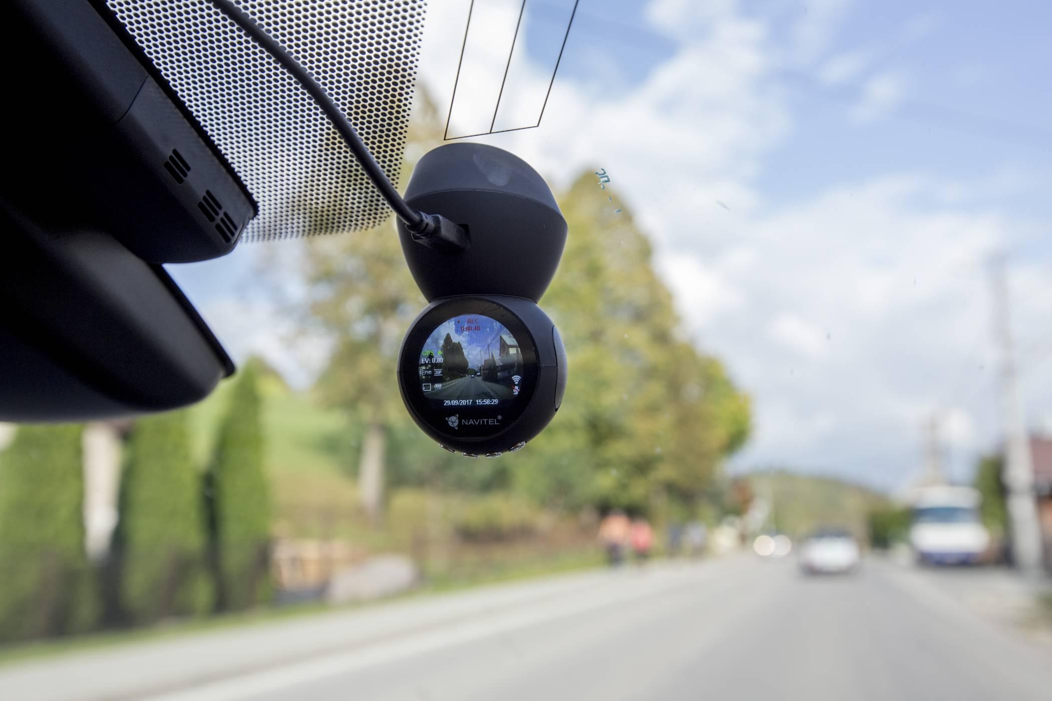 Видеорегистратор Navitel R1000: още едно око на пътя не вреди (РЕВЮ)