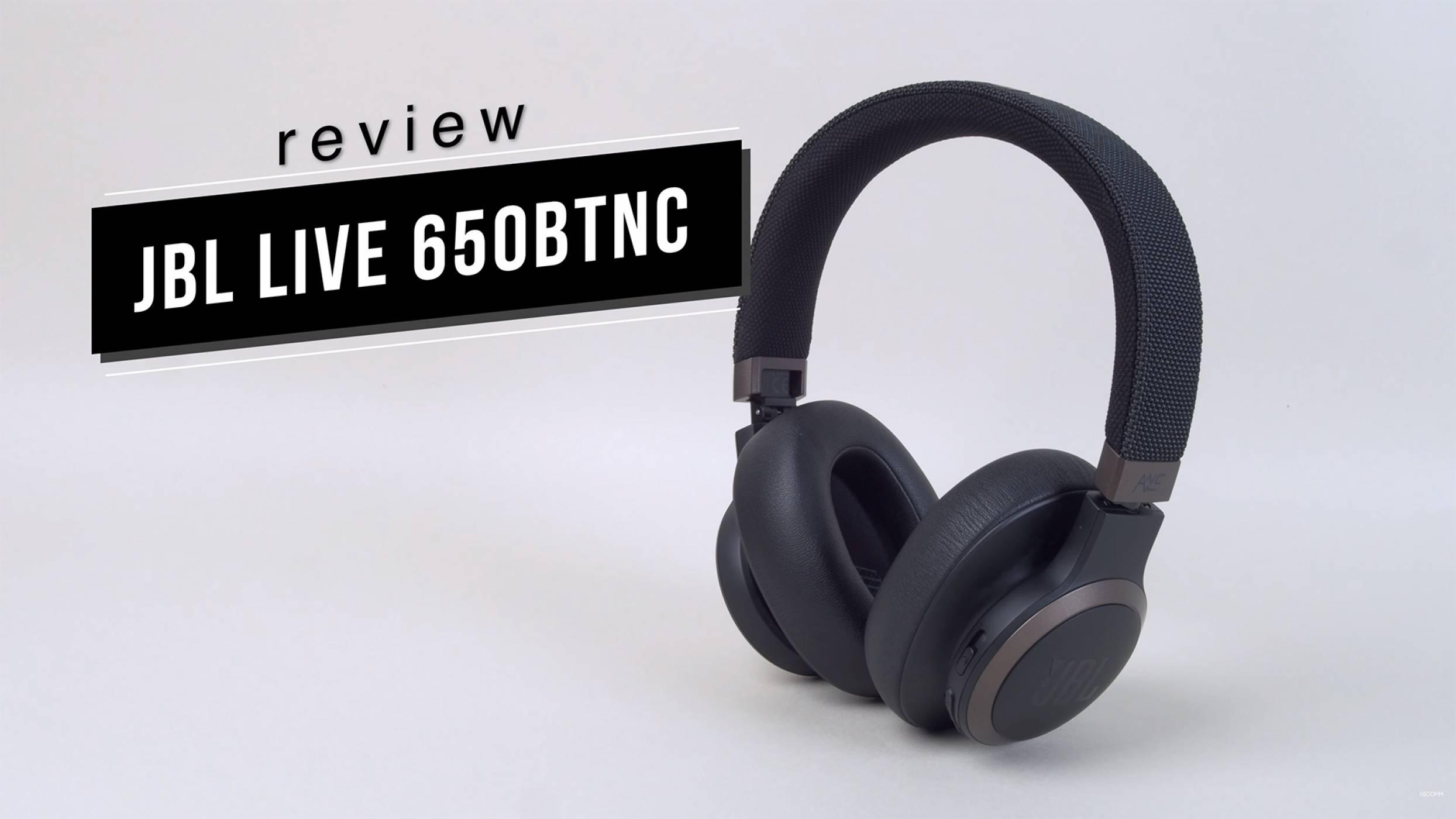 Слушалките на годината (според EISA): JBL Live 650BTNC видео ревю
