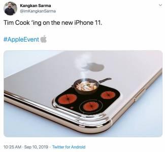 Всички iPhone 11 пародии на едно място (СНИМКИ/ВИДЕО)