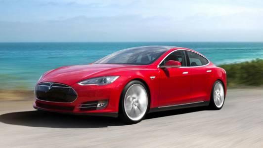 Мъск се кефи: Tesla Model S с нов пистов рекорд