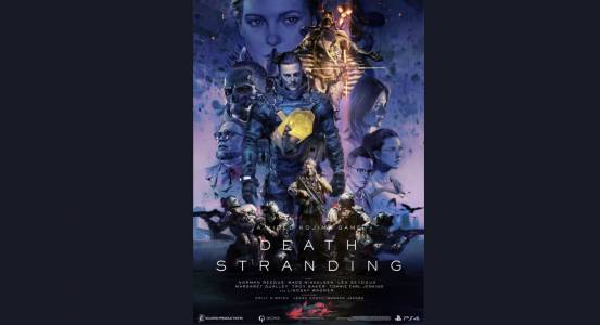 Коджима лудее в геймплейното видео на Death Stranding. Плюс нов трейлър