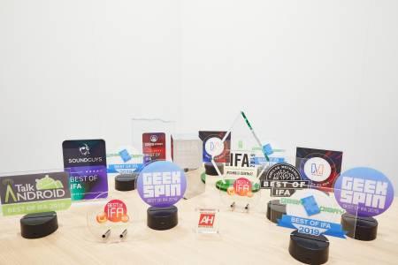 Huawei  с ключови награди от IFA 2019
