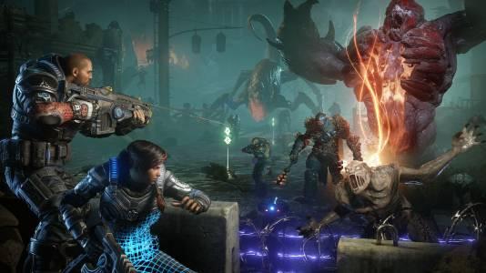 Gears 5 измести Fortnite от върха на Xbox