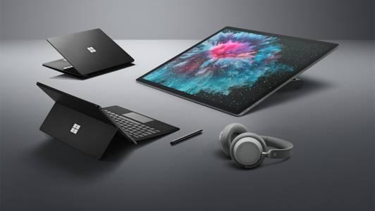 Това са Surface Pro 7 конфигурациите. И поне една е достъпна
