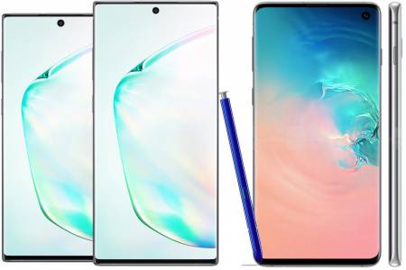 Samsung Galaxy S и Galaxy Note сериите се сливат в една?
