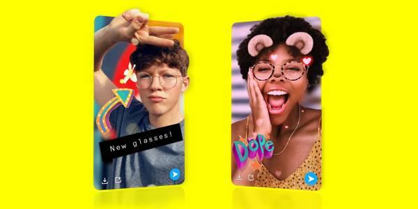 Snapchat ще бори конкуренцията с нова селфи функция (ВИДЕО)