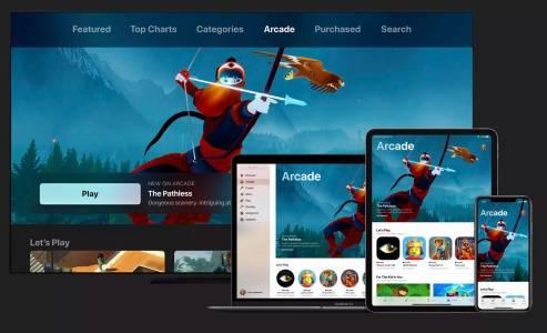 Ето всяка една игра, която ще може да играете на Apple Arcade от утре