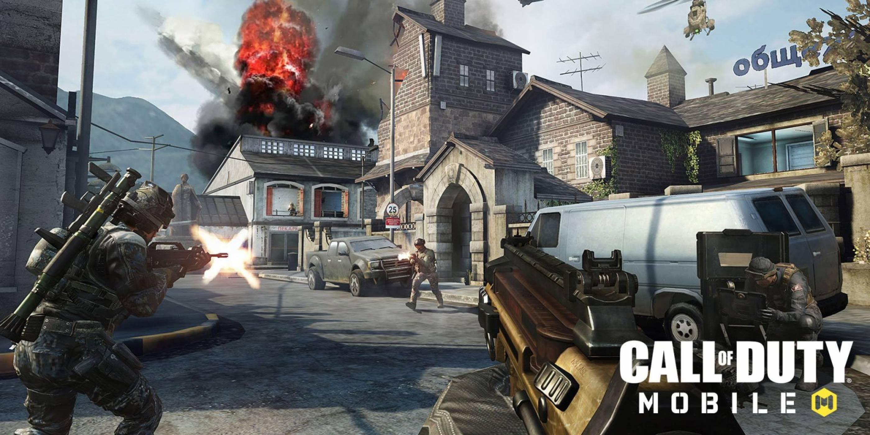 Call of Duty Mobile за iOS и Android с точна пускова дата