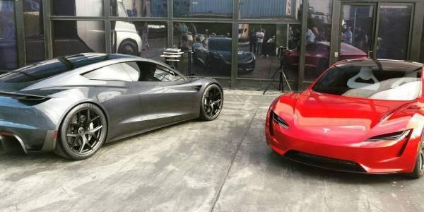 Новия Tesla Roadster идва през 2021 г. и Мъск вече точи зъби за рекорди
