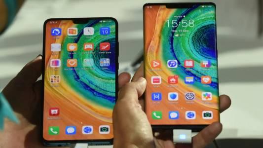 Huawei предвижда истинска треска по Mate 30 в родината си