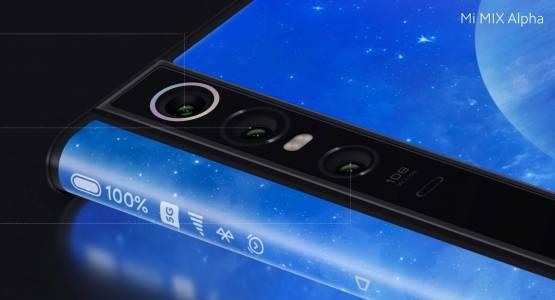 Xiaomi разкрива тайната зад уникалния дисплей на Mi Mix Alpha (ВИДЕО)