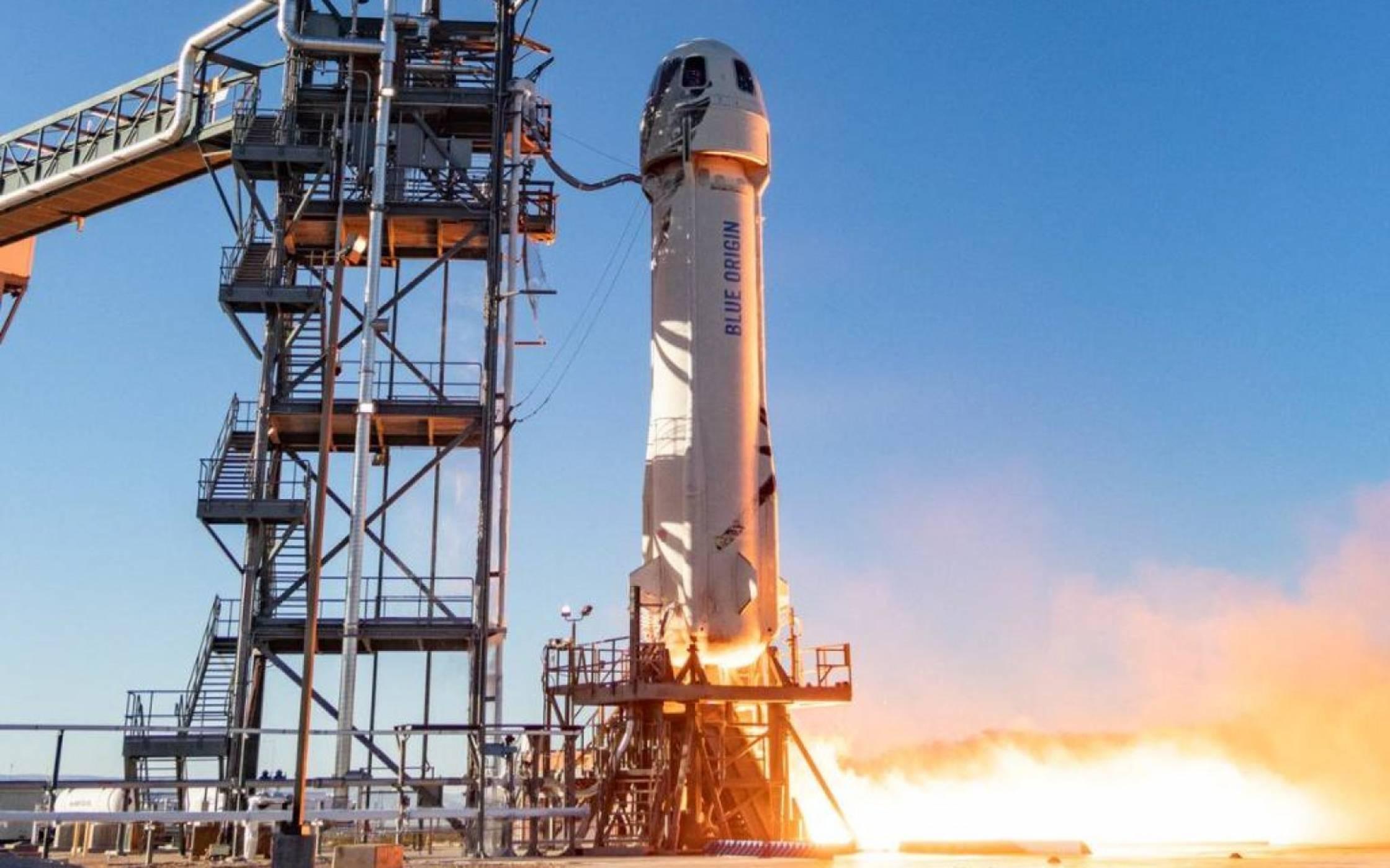 Blue Origin няма да успее да изпрати скоро хора в Космоса