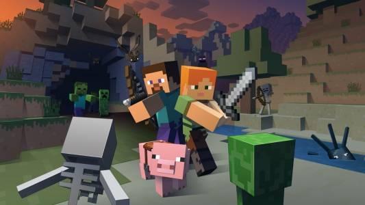 Средната възраст на Minecraft играчите със сигурност ще ви изуми