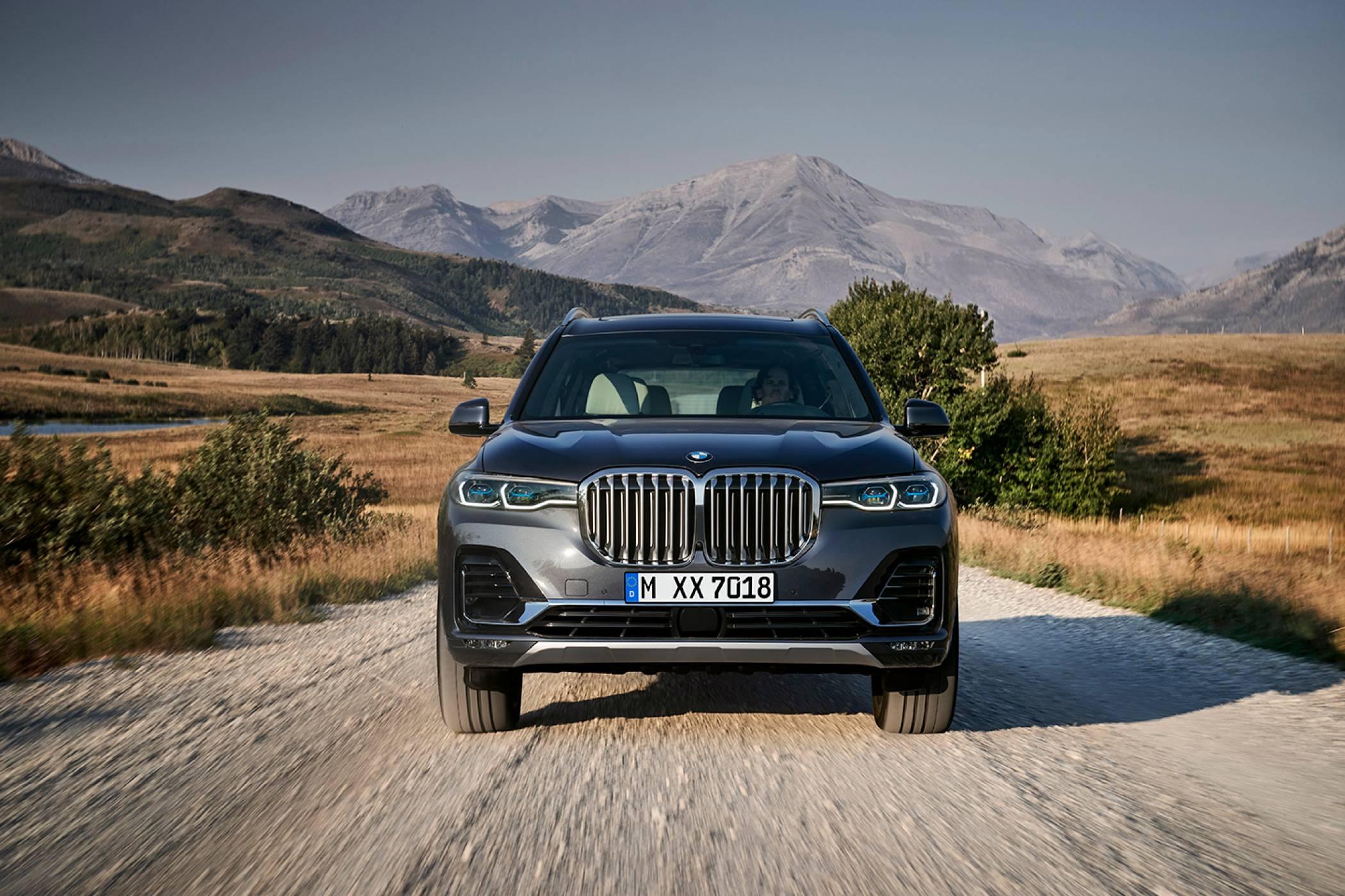 BMW X7: това ли е най-добрият SUV флагман?