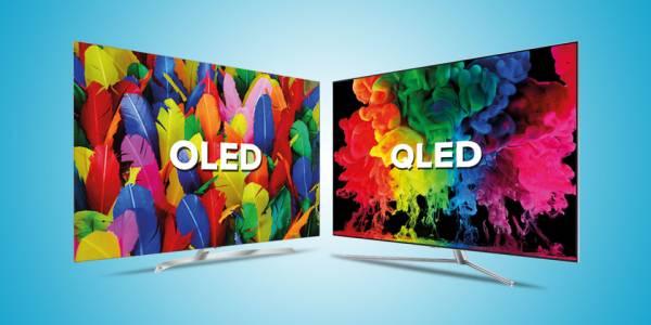 Статистките за продажбите на QLED срещу OLED са изненадващи
