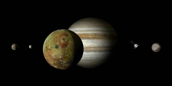 Голяма планета около малка звезда хвърли учените в шах