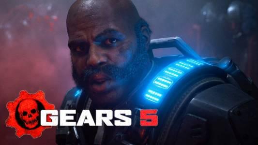 Gears 5 срина видеокарта за 2500 долара при 8К резолюция