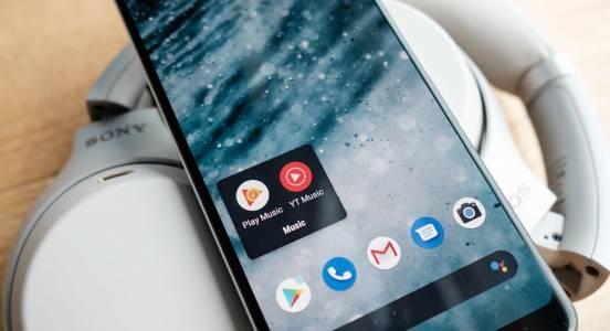Искаш или не, YouTube Music идва с всеки Android 10 телефон