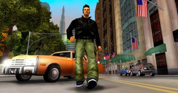 Ще градим криминална кариера в движение с GTA III за Switch