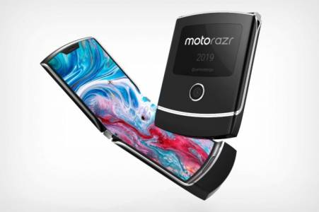Гъвкавият Motorola RAZR може да стане един много скъп коледен подарък