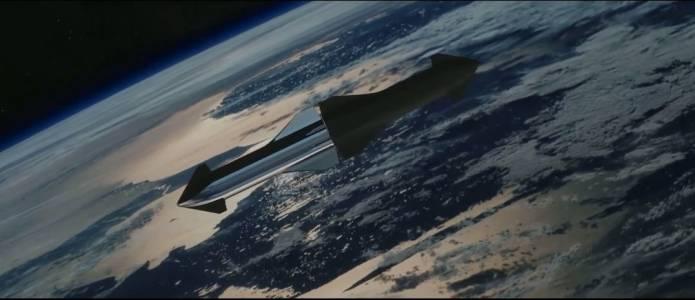 Решението на SpaceX за зареждане в орбита: втори Starship