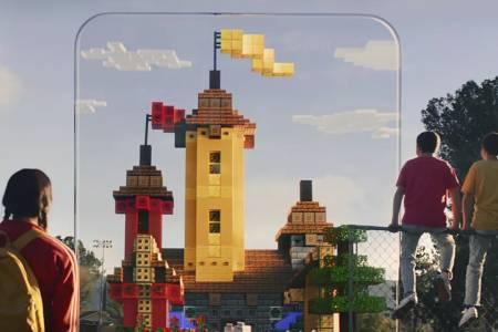 AR играта Minecraft Earth стартира през октомври
