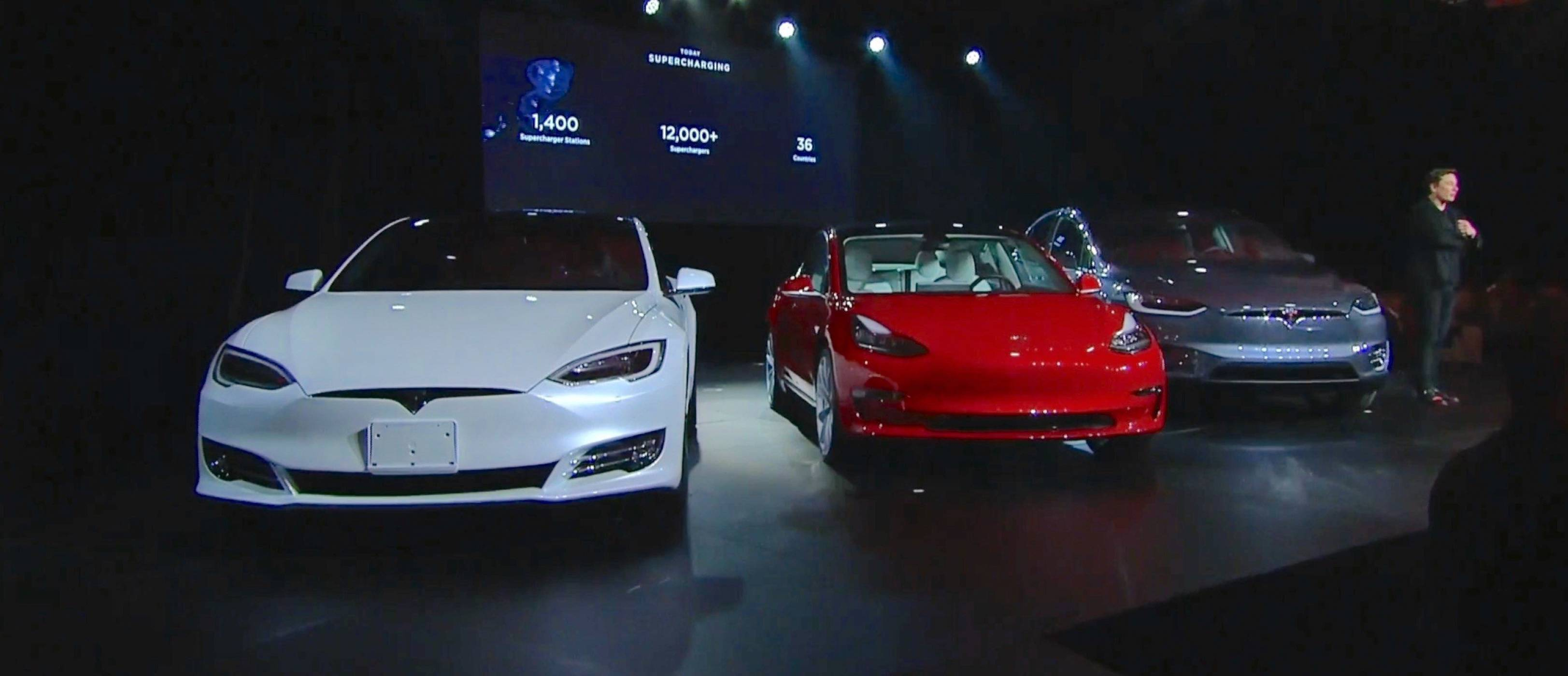 Високо напрежение: Tesla с рекордни продажби за Q3
