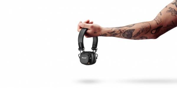 Marshall представи слушалки с 60 часа живот на батерията