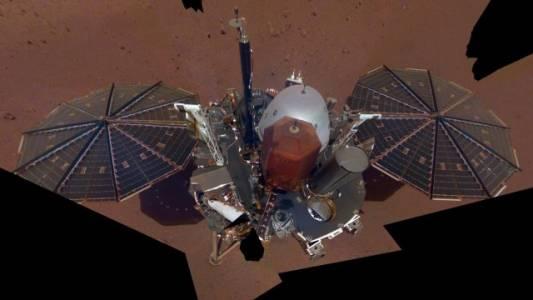 Тези звуци от недрата на Марс са просто несравними (ВИДЕО)