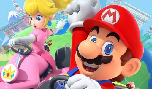Вие и още 90 милиона души вече играете Mario Kart Tour