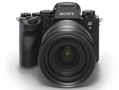 Sony се цели в нови върхове с новия си фотоапарат