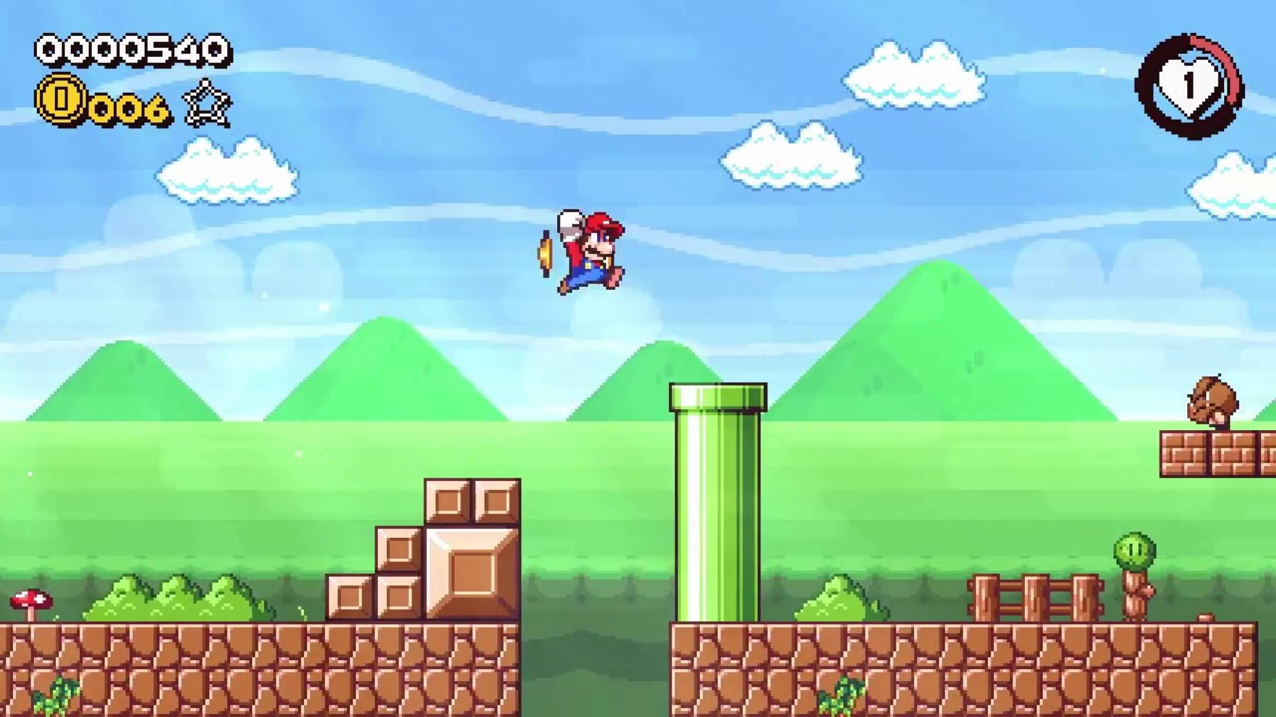 Тежка артилерия: поне две нови Mario игри идват за Switch