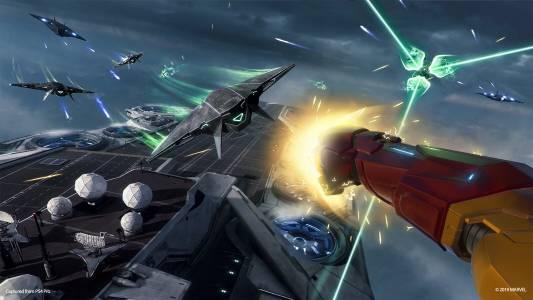 Iron Man VR полита на PS VR през февруари (ВИДЕО)