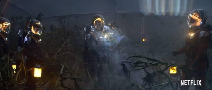 Посрещнете Коледа в Космоса с втория сезон на Lost in Space (ВИДЕО)