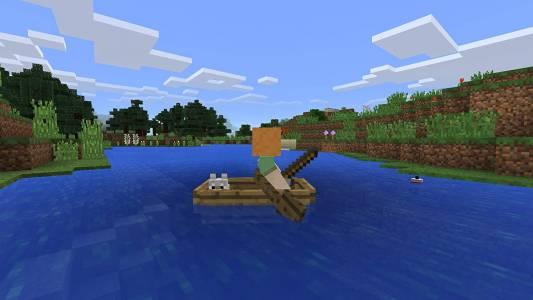 С много време и късмет играч победи Minecraft по уникален начин (ВИДЕО)