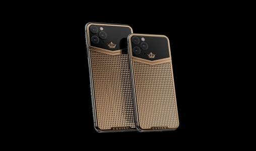 Сделано в СССР: iPhone 11 Pro с крокодилска кожа и диаманти (ВИДЕО)