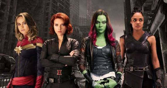 Ще гледате ли изцяло женски филм на Marvel? Защото май се задава