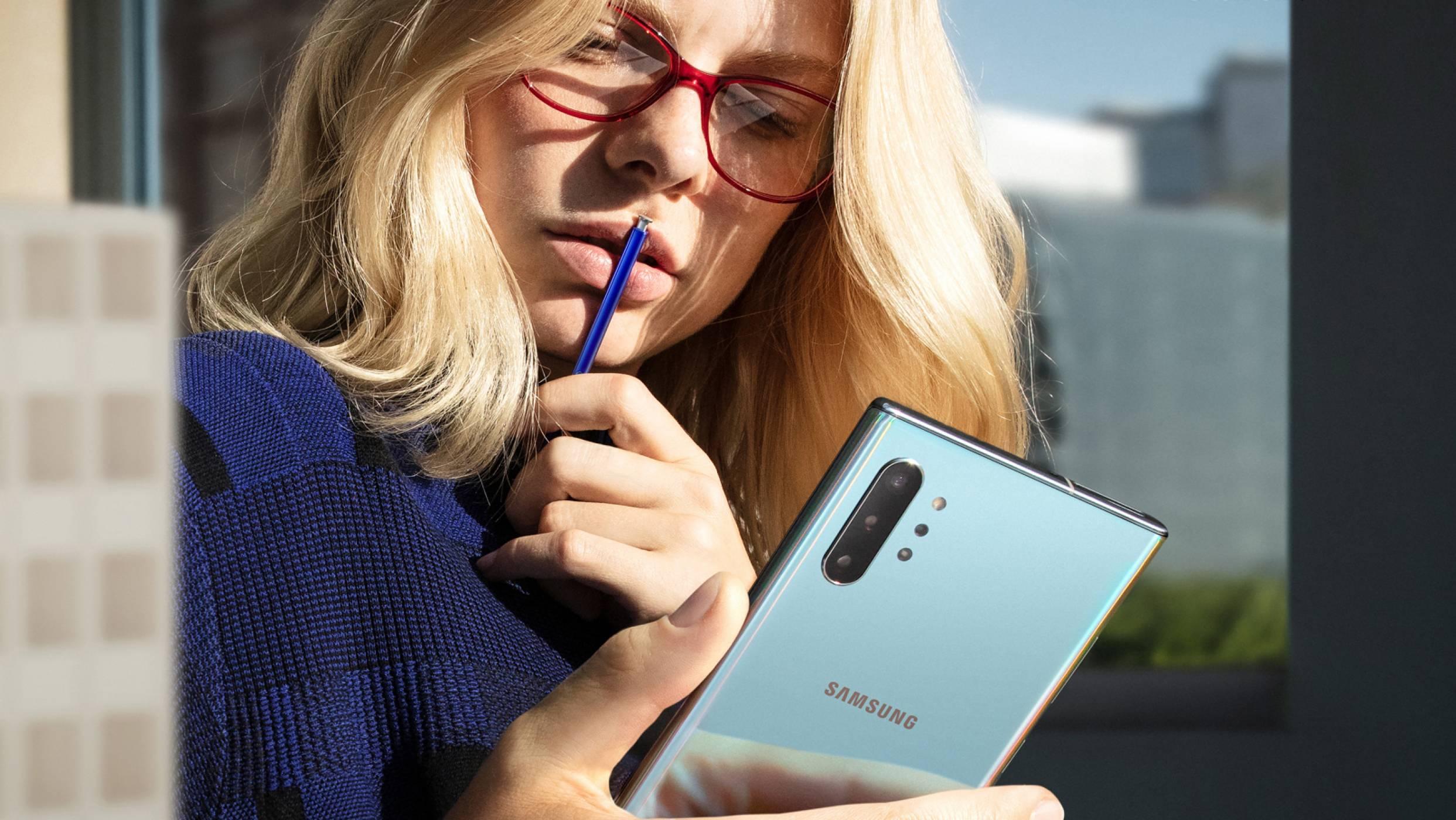 Samsung подготвя евтин  Galaxy Note 10