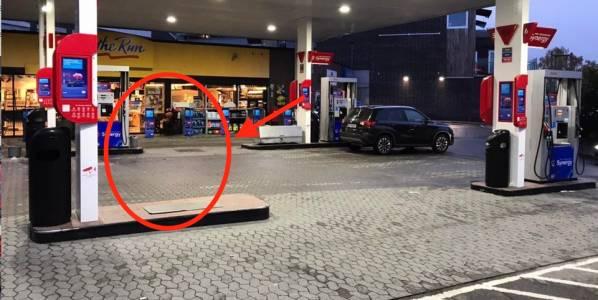 Бензиновите колонки в Норвегия стават застрашен вид