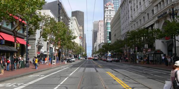 Сан Франциско забрани колите, ще толерира алтернативния транспорт