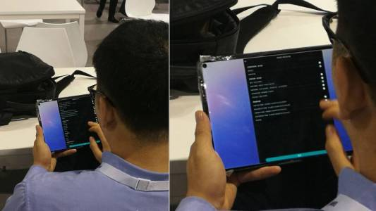 Появиха се първите снимки на Huawei MediaPad M7