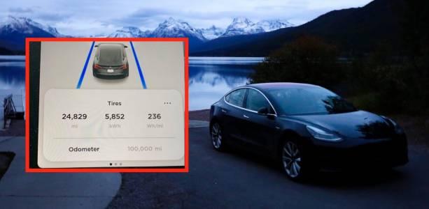 Как се поддържа Tesla Model 3 с най-голям километраж в света?
