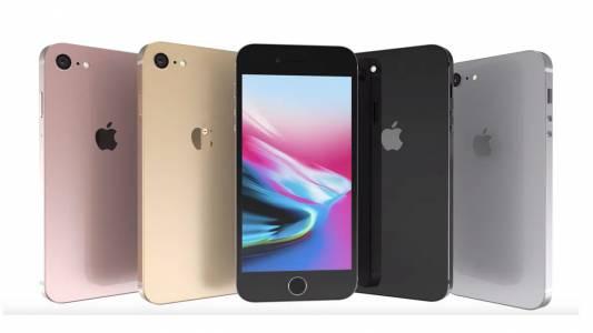 iPhone SE 2 изглежда яко олдскул в ново видео