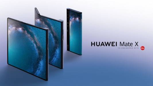 Маски долу: Huawei обяви премиера дата за гъвкавия Mate X! (ВИДЕО)